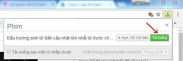 Hướng dẫn cài Savior cho Chrome