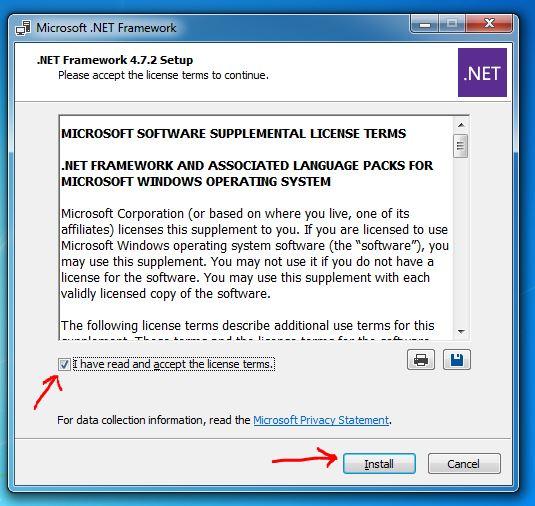 Hướng dẫn cài net framework trên máy tính