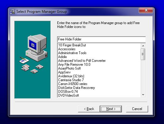 cach-khoa-va-an-du-lieu-bang-Windows-voi-Free-Hide-Folder-2