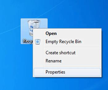 Hướng dẫn cách xóa file tệp tin hẳn trên máy tính