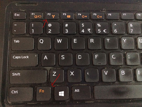 Hướng dẫn cách mở wifi cho laptop