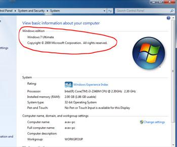Hướng dẫn nâng cấp windows 7 Service Pack 1