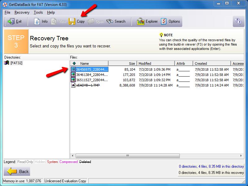 Khôi phục dữ liệu usb, phần mềm phục hồi dữ liệu usb hiệu quả
