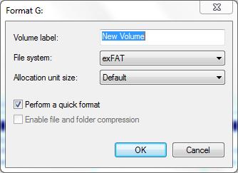 Cách định dạng usb đúng cách trên máy tính