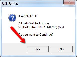 Phần mềm format thẻ nhớ