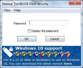 Cách đặt mật khẩu usb