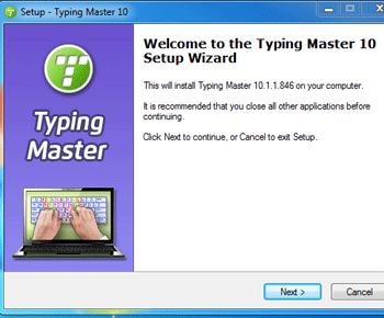 Hướng dấn cách cài đặt TypingMaster giúp bạn học đánh 10 ngón