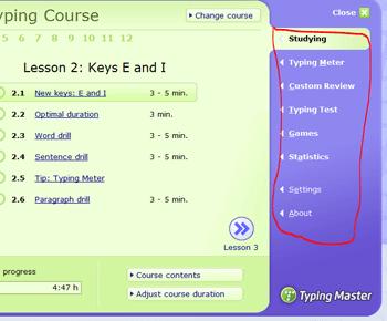 Hướng dẫn các bạn cách đánh máy 10 ngón tay với Typing trainer