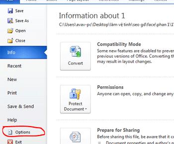 Cách chuyển đổi file word sang PowerPoint 2013