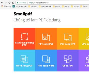 Cách chuyển pdf sang word online (trực tuyệt) hiệu quả
