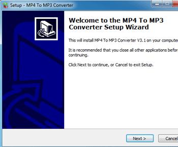 Tải và hướng dẫn cài phần mềm MP4 To MP3 Converter
