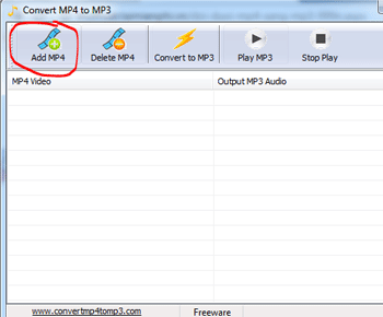 Hướng dẫn chuyển đôi video sang mp3 với phần mềm Convert MP4 To MP3