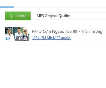 Free YouTube To MP3 Converter chuyển đôi video youtube sang nhạc Mp3