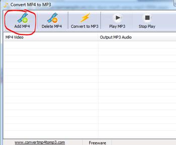 Tải và hướng dẫn cài phần mềm chuyển video sang mp3 bằng Convert MP4 To MP3