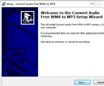 Tải và hướng dẫn cài phần mềm chuyển đôi WMA sang MP3 vời Free WMA to MP3