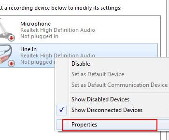 Cách khắc phục xử lý lỗi không tìm thấy thiết bị âm thanh (c9450032) của Windows Movie Maker