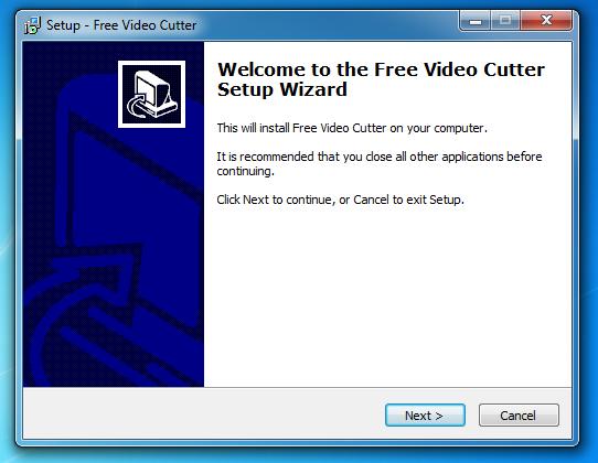Free-Video-Cutter