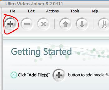 Cách cắt và ghép video đơn giản với phần mềm Ultra Video Joiner