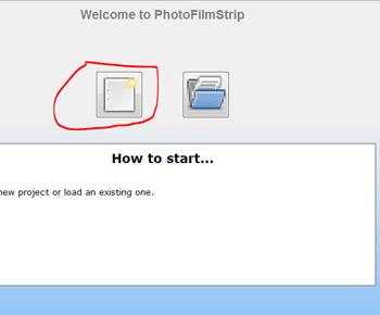 Các tạo sile video ảnh miến phí với PhotoFilmStrip đơn giản