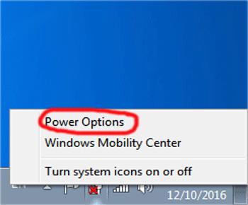 Hướng dẫn bạn cách cài đặt thống báo khi pin yếu trên laptop