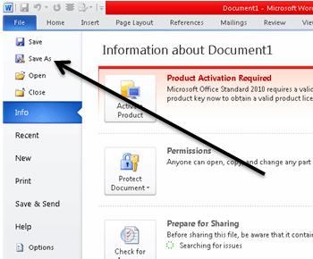 Hướng dẫn lưu file word thành file pdf