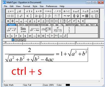 Lỗi copy công thức toán học mathtype bị lệch dòng trong word 2007 và 2010 trở đi