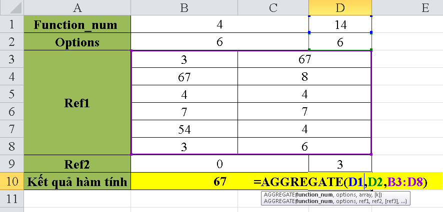 cach-su-dung-ham-AGGREGATE-trong-excel-5