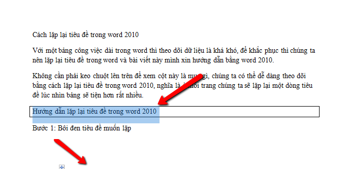 Cách bỏ khung bao quanh văn bản trong word 2010