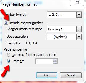 Cách đánh số thứ tự trong Word